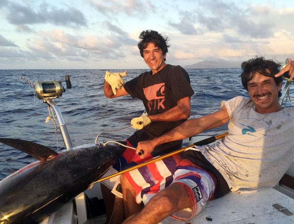 Hawaiian Style Fishing, Captain Josh & Captain Tyler