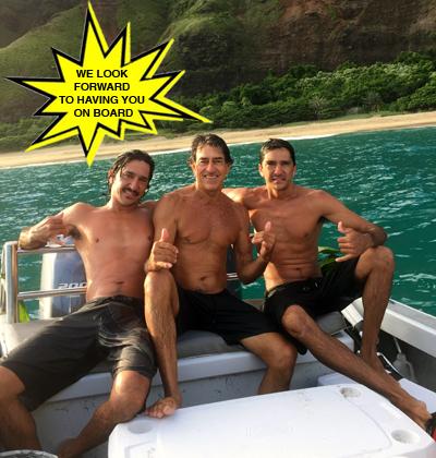 Hawaiian Style Fishing, Captain Terry