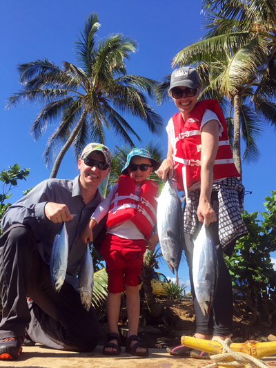 Shared Charters at Hawaiian Style Fishing