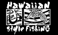 Kauai Fishing Charters – Hawaiian Style Fishing in Kapaa, Kauai, Hawaii Logo